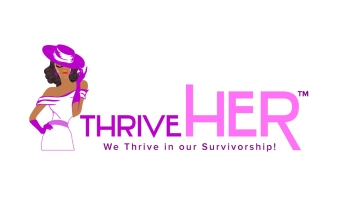 Trademarked Logo for ThriveHER